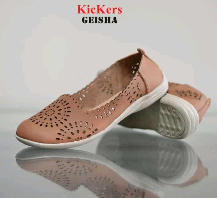 Kickers Geisha