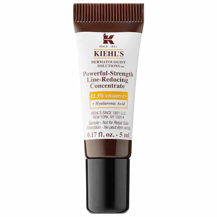 Kiehl Powerful Strength Line-Reducing Concentrate