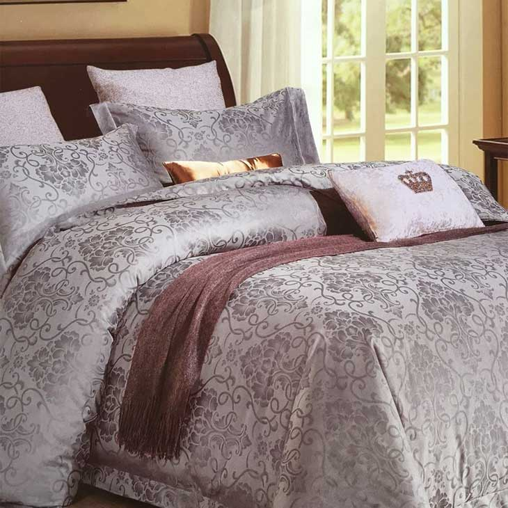 King Koil bed cover
