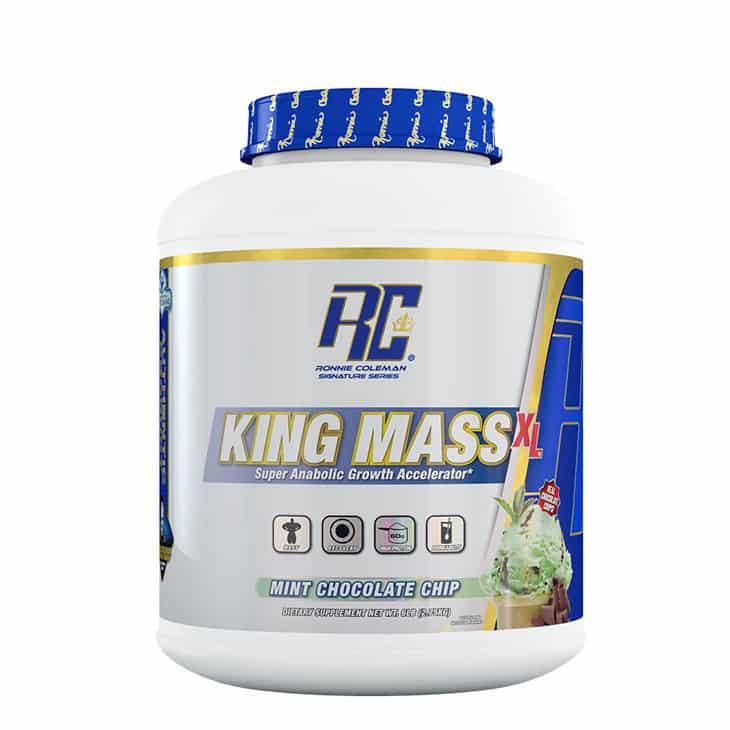 King Mas XL Ronie Coleman