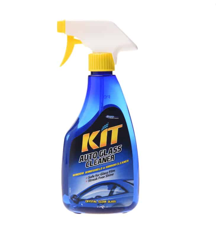 Kit Auto Glass Cleaner