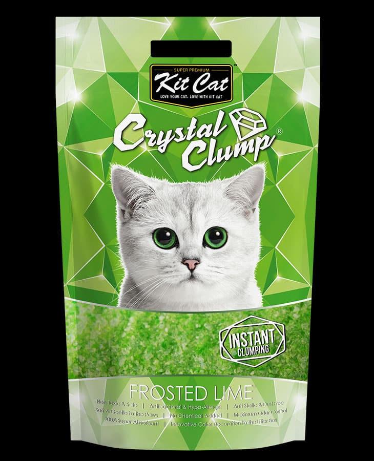 Kit Cat Crystal Clumping