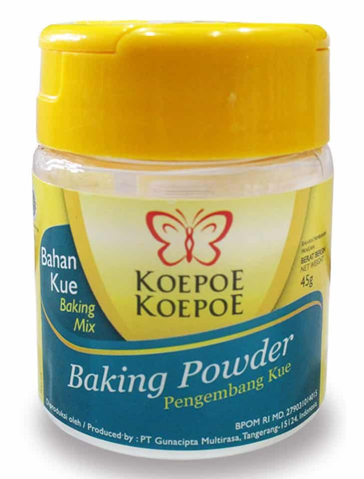 Koepoe Koepoe Baking Powder