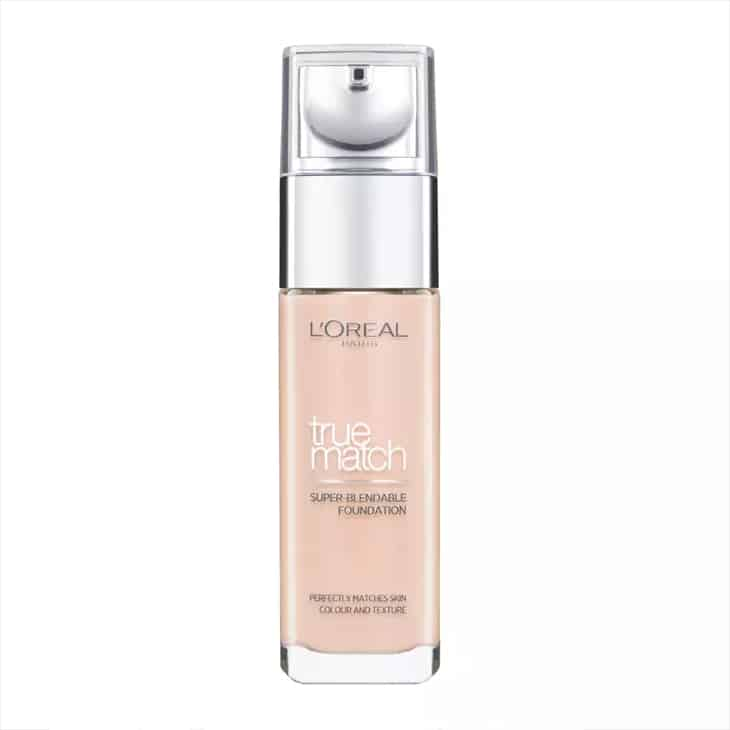 L'oreal True Match Liquid Foundation