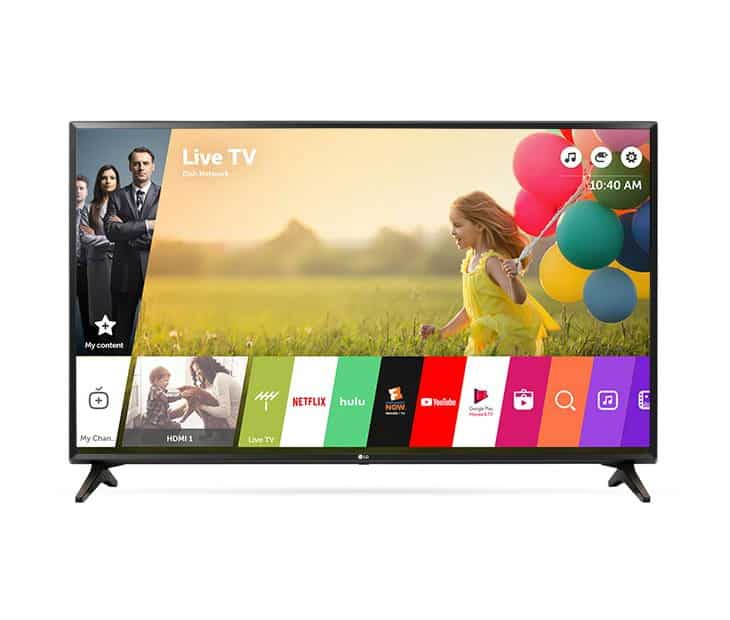 LG LED Smart TV 55""