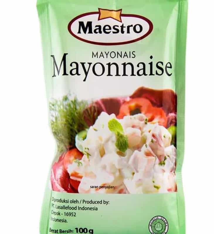 Lesallefood Maestro Mayonnaise