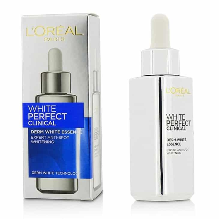 L'oreal White Perfect Clinical Anti Spot White Essence