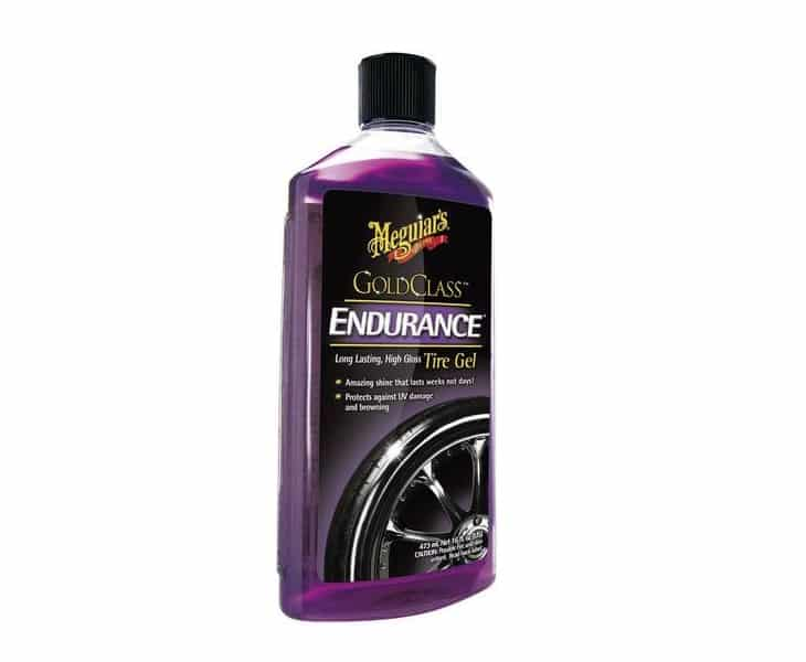 Meguiar's Endurance Gold Class Tire Gel
