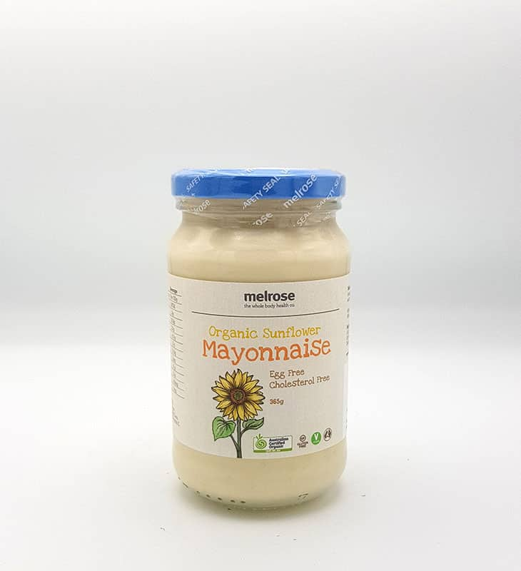 Melrose Organic Sunflower Mayonaise