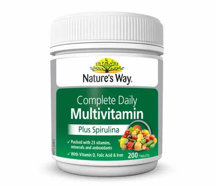 Merk Vitamin Penambah Stamina