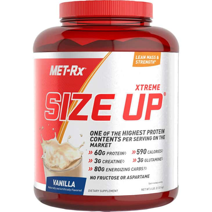 Met RX Xtreme Size Up