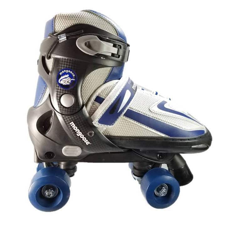 Mongoose Boys' Quad Roller Skates