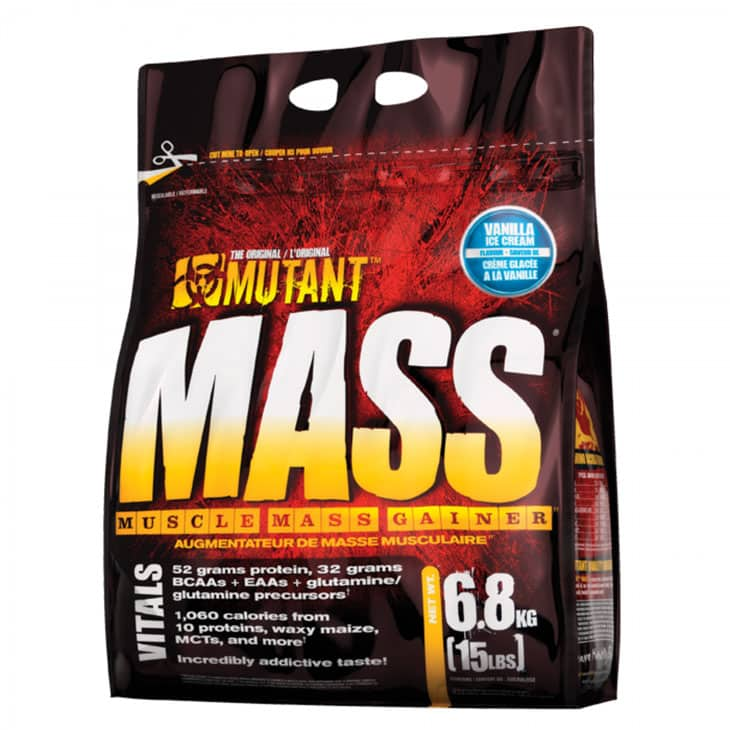 Mutant Mass Muscle Mass Gainer