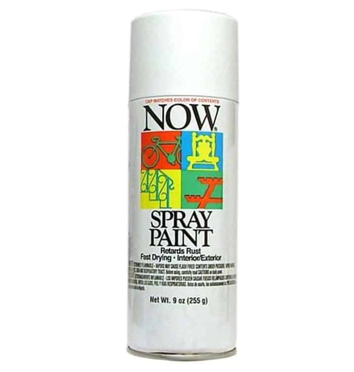 NOW Spray Paint