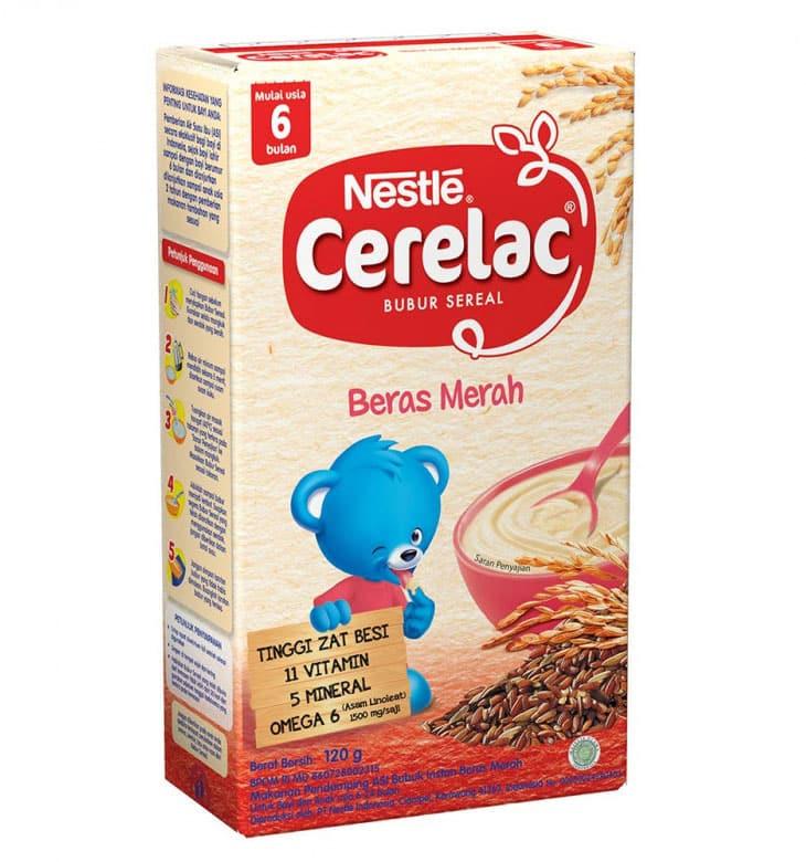 Nestle Cerelac Bubur Sereal Susu