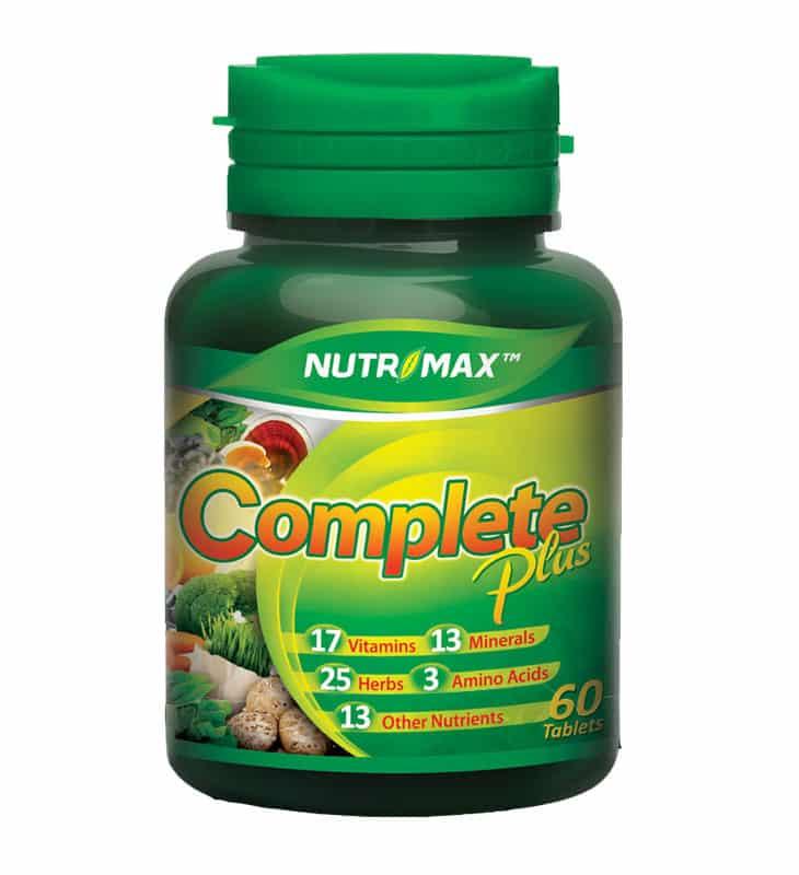 Nutrimax Complete Plus