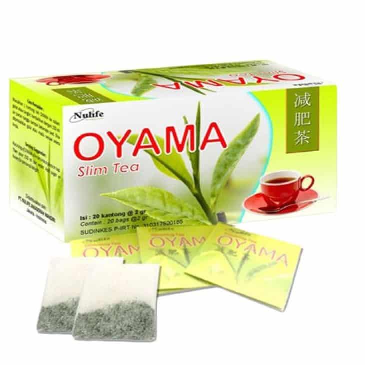 Oyama Slim Tea