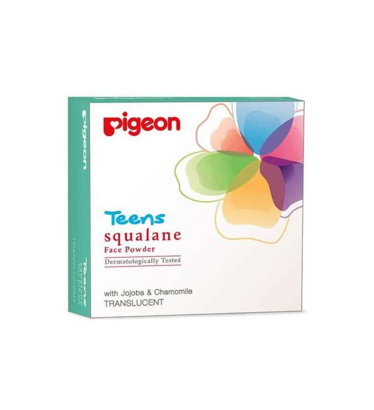 Pigeon Teens Squalane Face Powder