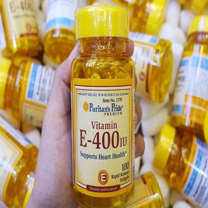 Puritan's Pride Vitamin E