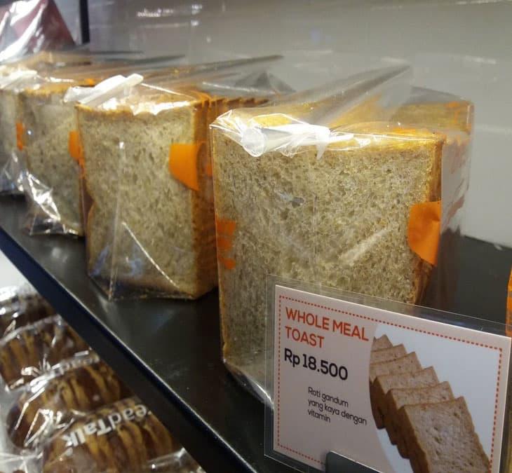 Roti Gandum Breadtalk Whole Meal Toast