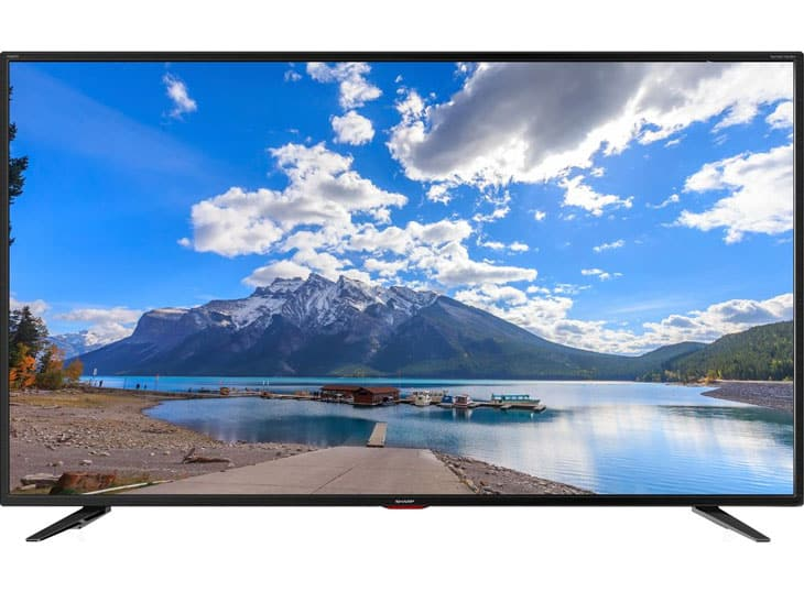 "SHARP 40"" Class LED HDTV"