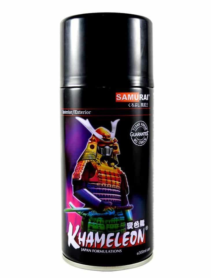 Samurai Spray Paint