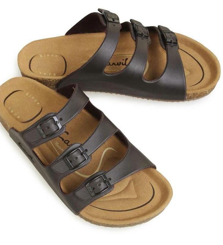 Sandal Kulit Carvil