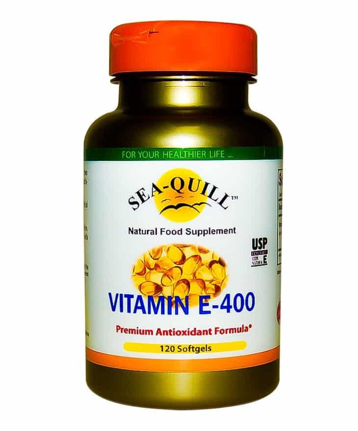 Sea Quill Vitamin E
