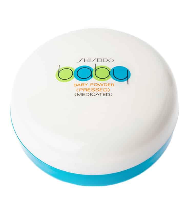 Shiseido Medicated Baby Powder (Pressed)