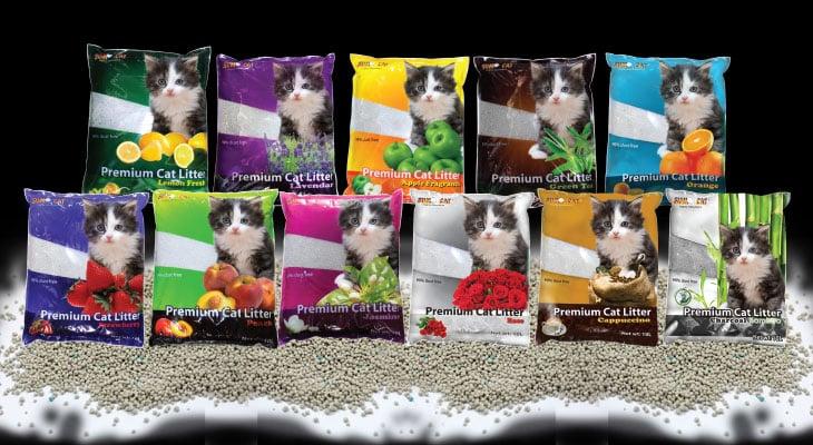 Sumo Premium Cat Litter