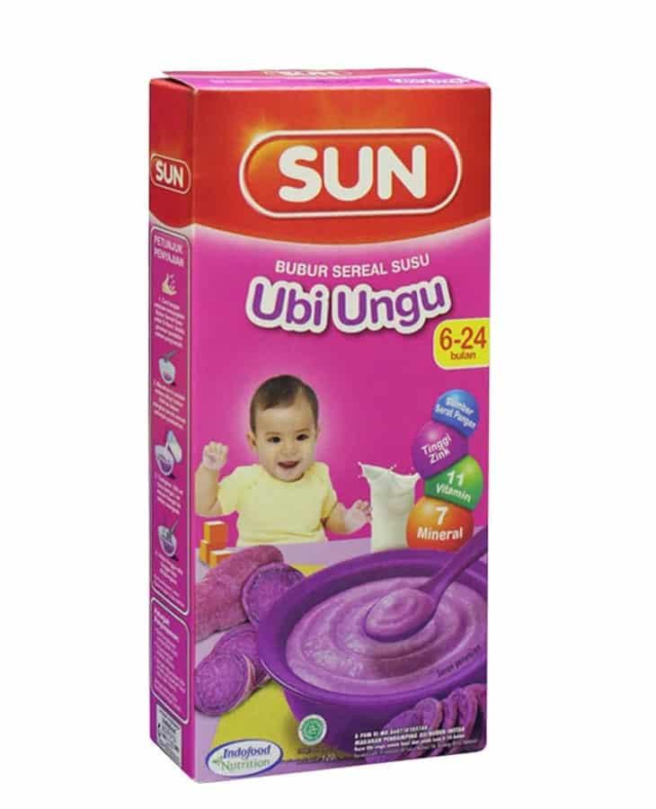 Sun Bubur Sereal Susu