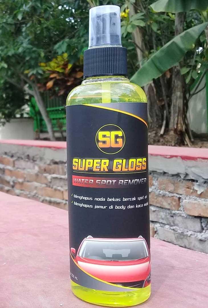 Super Gloss Water Spot Remover