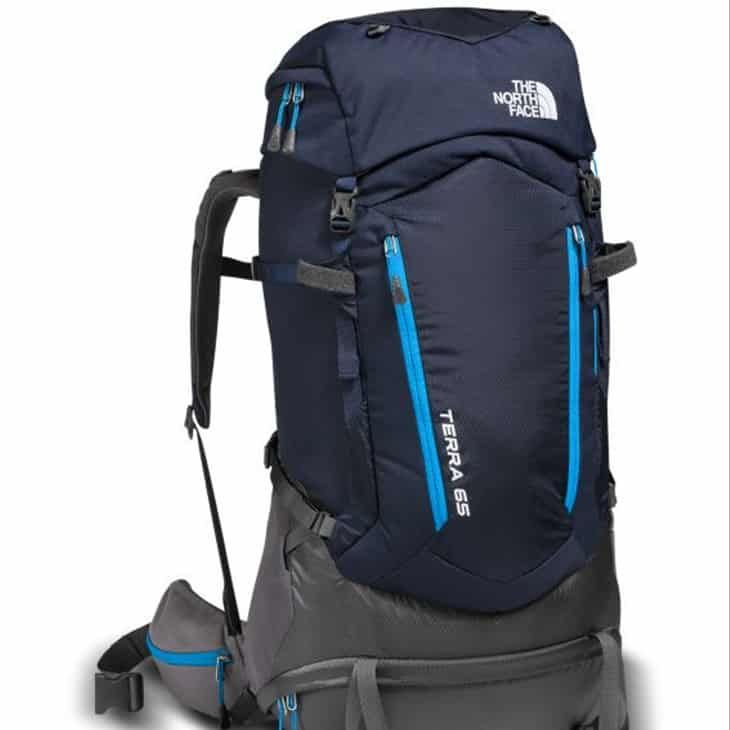 Tas Gunung The North Face Elektra Waterproof