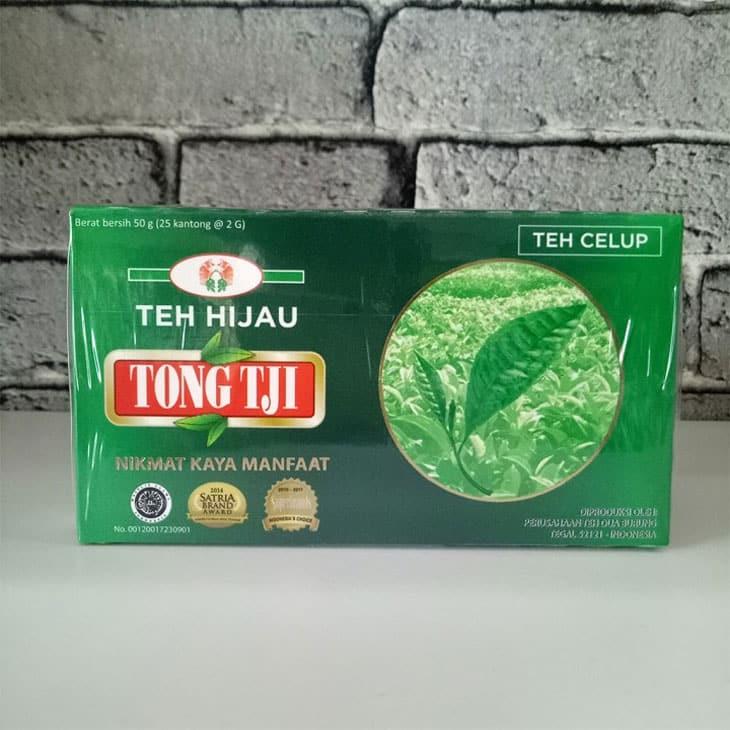 Teh hijau Tong Tji