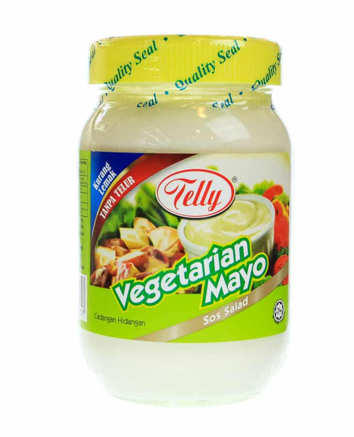 Telly Salad Dressing Vegetarian