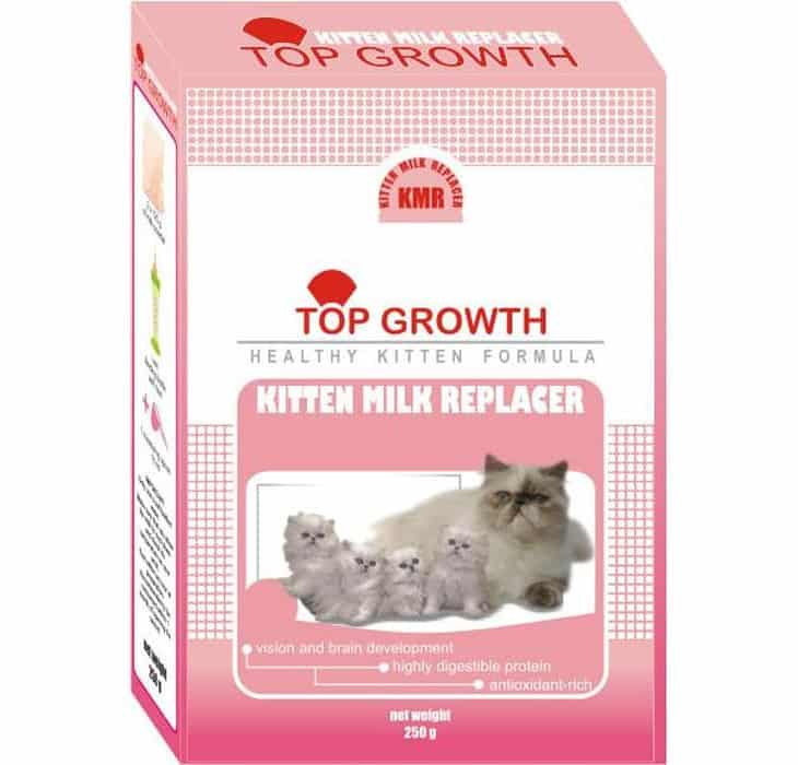 Top Growth Kitten Milk
