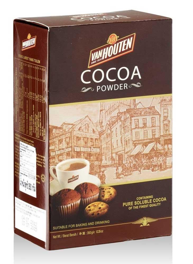 Van Houten Coklat Bubuk