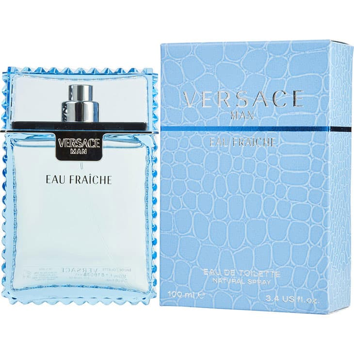 Versace Eau Fraiche for Man