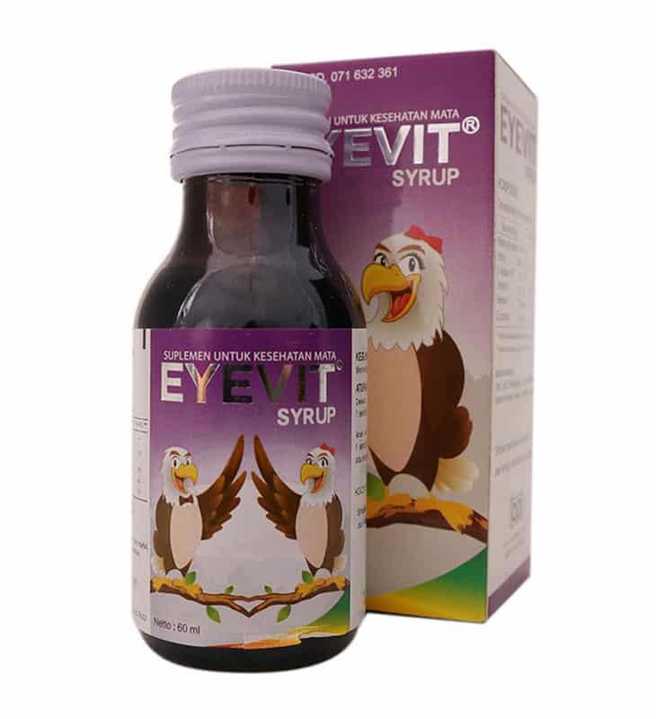 Vitamin mata eyevit