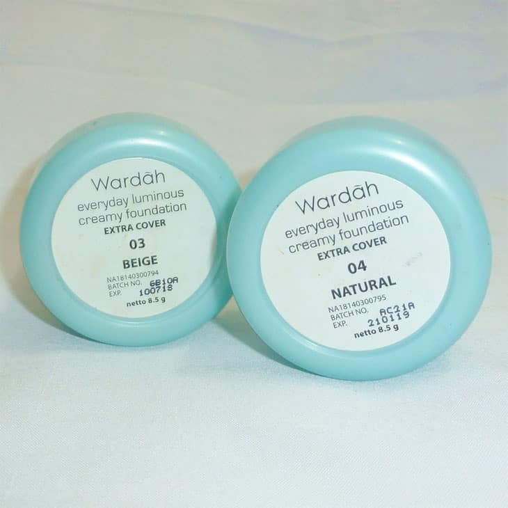 Wardah Luminous Creamy Foundation
