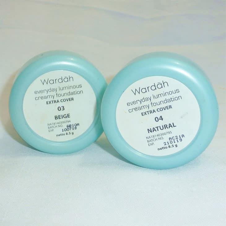 Wardah Luminous Creamy Foundation