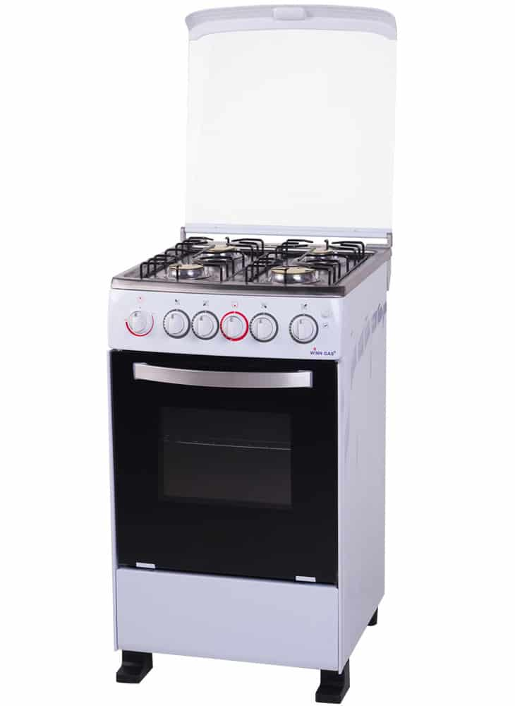 Winn Gas Free Standing Gas Stove + Oven W5060A