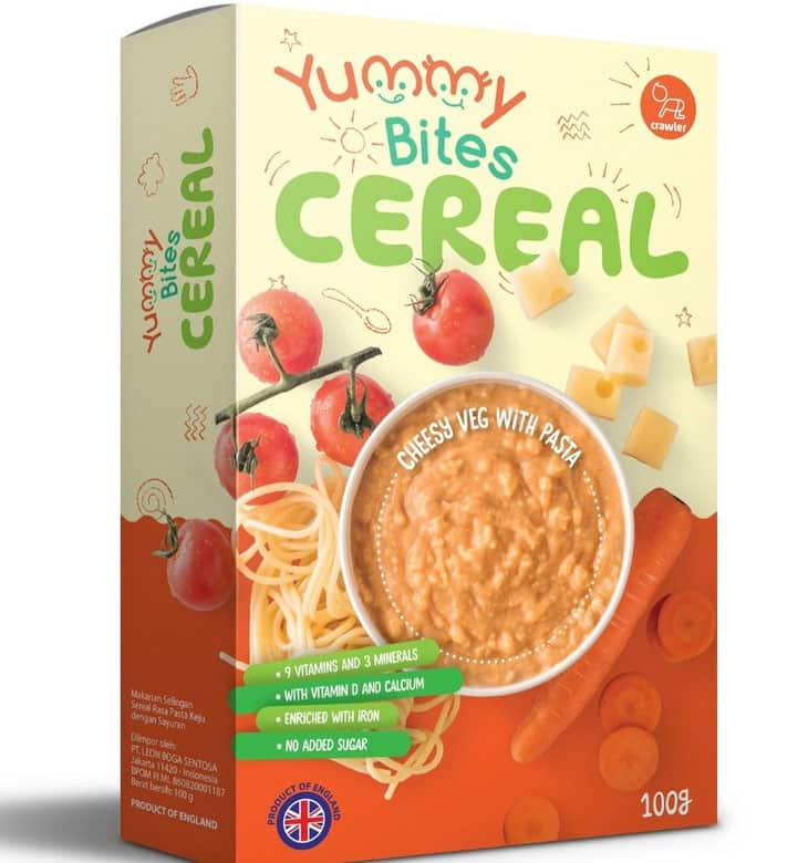 Yummy Bites Cereal