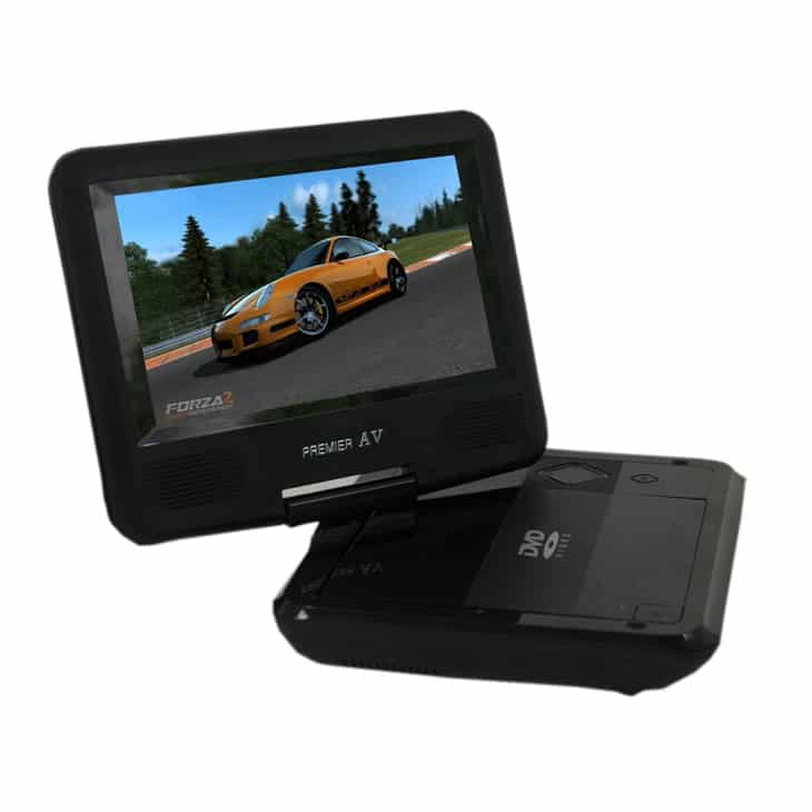 hyundai portable dvd player