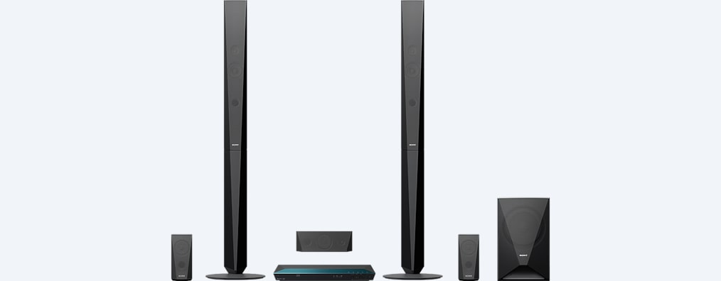 Sony-BDV-E4100