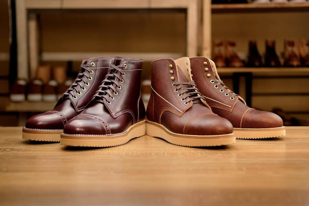 Sepatu-Kulit-Txture