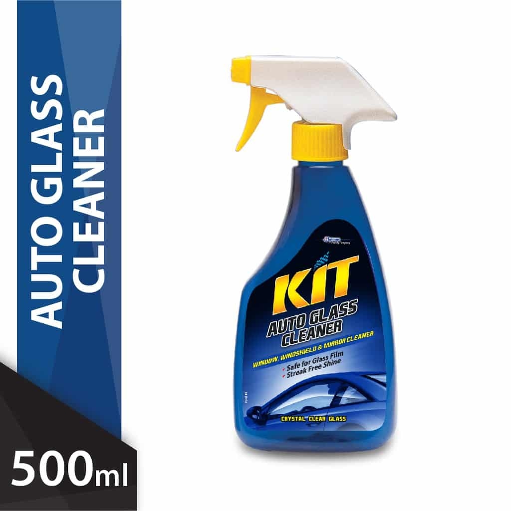 Kit-Auto-Glass-Cleaner