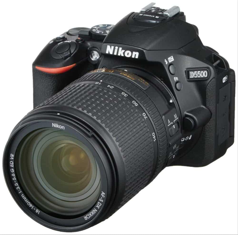 Nikon-D-5500