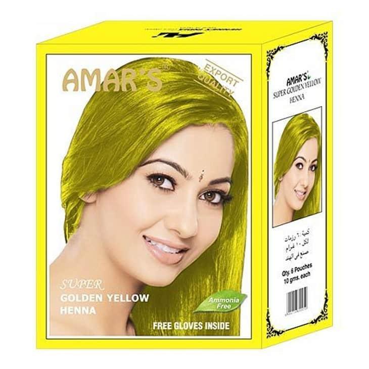 Amar's-Henna