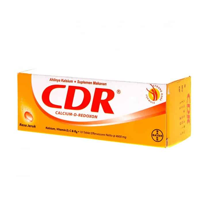 Bayer-CDR-Calcium-D-Redoxon